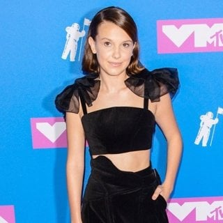 Millie Bobby Brown in 2018 MTV Video Music Awards - Arrivals