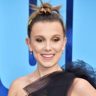 Millie Bobby Brown in Godzilla: King of The Monsters Premiere