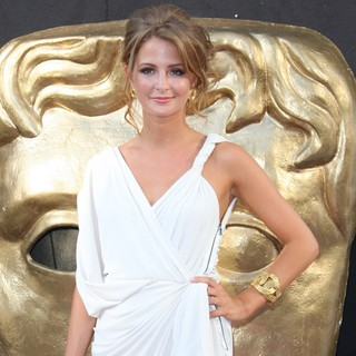 Millie Mackintosh in The 2012 Arqiva British Academy Television Awards - Arrivals