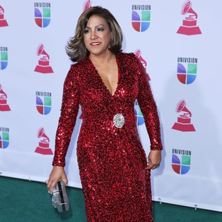 Milly Quezada in 13th Annual Latin Grammy Awards - Arrivals