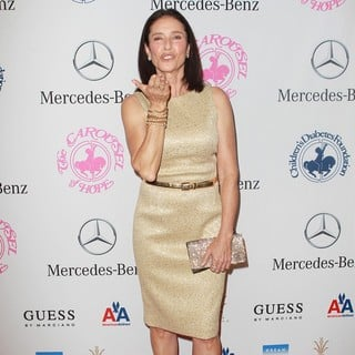 Mimi Rogers in 26th Anniversary Carousel of Hope Ball - Presented by Mercedes-Benz - Arrivals