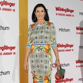 Mimi Rogers in Premiere of Screen Gems' The Wedding Ringer
