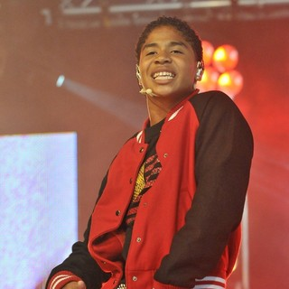 Roc Royal, Mindless Behavior in BBC Radio 1's Hackney Weekend - Day 2
