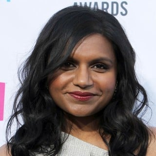 Mindy Kaling in 17th Annual Critic's Choice Movie Awards - Arrivals