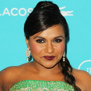Mindy Kaling in 17th Costume Designers Guild Awards - Arrivals