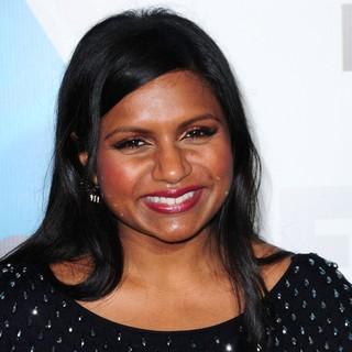 Mindy Kaling in 2012 Fox Upfront Presentation - Arrivals - mindy-kaling-2012-fox-upfront-presentation-01