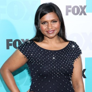 Mindy Kaling in 2012 Fox Upfront Presentation - Arrivals - mindy-kaling-2012-fox-upfront-presentation-02