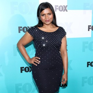 Mindy Kaling in 2012 Fox Upfront Presentation - Arrivals - mindy-kaling-2012-fox-upfront-presentation-03