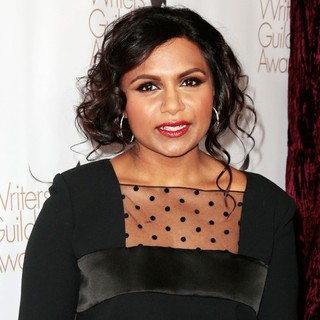 Mindy Kaling in 2013 Writers Guild Awards - Arrivals - mindy-kaling-2013-writers-guild-awards-01