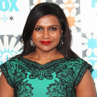 Mindy Kaling in The 2014 Television Critics Association Summer Press Tour and FOX All-Star Party