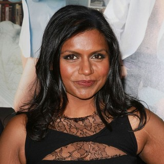 Mindy Kaling in Los Angeles Premiere of No Strings Attached