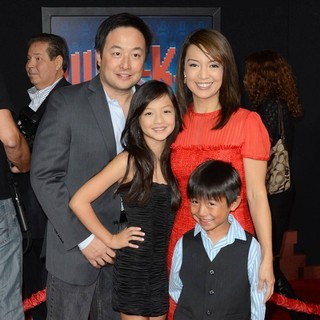 Ming-Na in The Los Angeles Premiere of Wreck-It Ralph - Arrivals