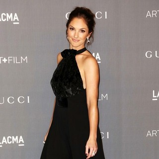 Minka Kelly in LACMA 2012 Art + Film Gala - Arrivals - minka-kelly-lacma-2012-02