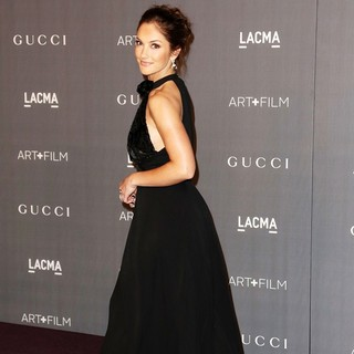 Minka Kelly in LACMA 2012 Art + Film Gala - Arrivals