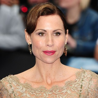 Minnie Driver in Prometheus UK Film Premiere - Arrivals