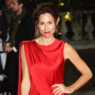 Minnie Driver in World Premiere of Skyfall - Arrivals