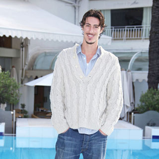 Eric Balfour in 2010 MIPCOM - 'Haven' - Photocall