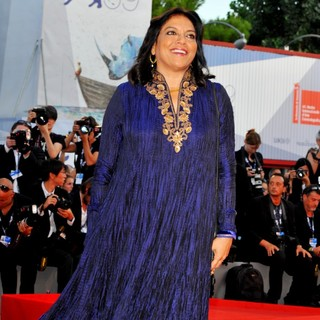 Mira Nair in The 69th Venice Film Festival - The Reluctant Fundamentalist - Premiere - Red Carpet