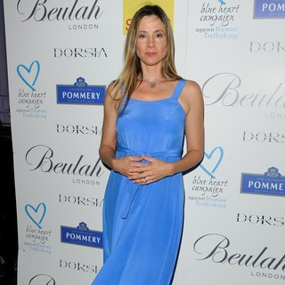 Mira Sorvino in Beulah London and United Nations Reception - Arrivals - mira-sorvino-beulah-london-and-united-nations-reception-02