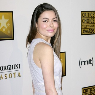 Miranda Cosgrove in Broadcast Television Journalists Association's 3rd Annual Critics' Choice Television Awards