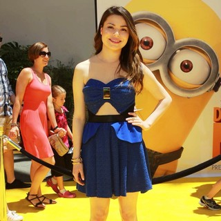 Miranda Cosgrove in Premiere of Universal Pictures' Despicable Me 2