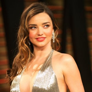 Miranda Kerr in 2014 Vanity Fair Oscar Party