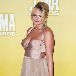 Miranda Lambert in 46th Annual CMA Awards