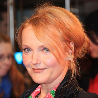 Miranda Richardson in War Horse - UK Film Premiere - Arrivals - miranda-richardson-uk-premiere-war-horse-01