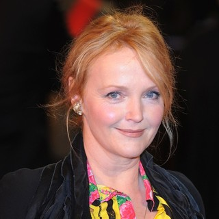 Miranda Richardson in War Horse - UK Film Premiere - Arrivals - miranda-richardson-uk-premiere-war-horse-02
