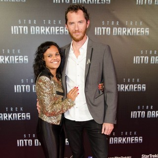 Miranda Tapsell in The Sydney Premiere of Star Trek Into Darkness - Arrivals