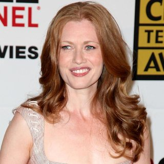 Mireille Enos in The 2011 Critics Choice Television Awards Luncheon - Red Carpet