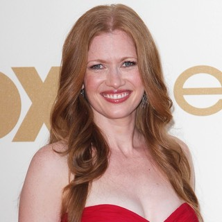 Mireille Enos in The 63rd Primetime Emmy Awards - Arrivals