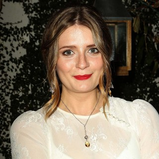 Mischa Barton in Fire and Ice Gala Presented by Candy Ice Jewelry