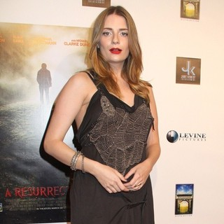 Mischa Barton in Los Angeles Premiere of A Resurrection
