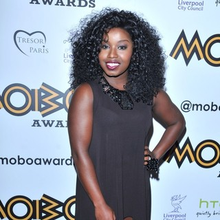 Misha B in The 2012 MOBO Awards Nominations Announcement - Arrivals