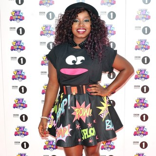 Misha B in BBC Radio 1's Teen Awards 2012 - Arrivals