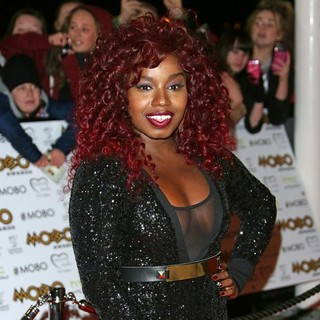 Misha B in The MOBO Awards 2012 - Arrivals