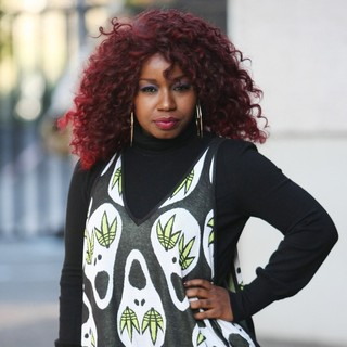 Misha B in Misha Bryan Outside The ITV Studio
