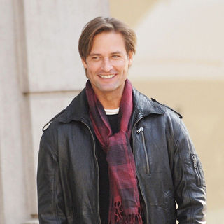 Josh Holloway in Location for The Filming of The New Mission: Impossible Film (MI:4)