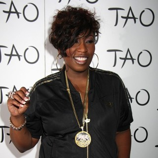 Missy Elliott Celebrates Her Birthday