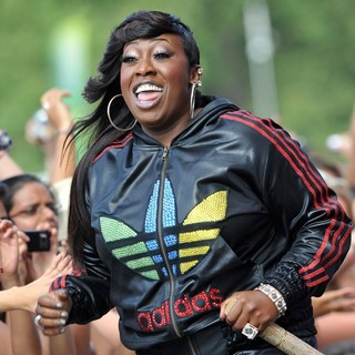 Missy Elliott in Wireless Festival - Day 2 - Performances