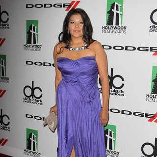 Misty Upham in The 17th Annual Hollywood Film Awards