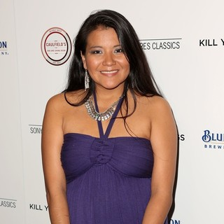 Misty Upham in Los Angeles Premiere of Kill Your Darlings