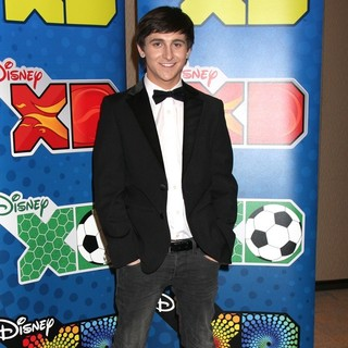 Mitchel Musso in The Disney ABC Television Group May 2011 Press Junket - Arrivals