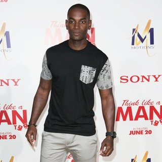 Mo McRae in Film Premiere of Think Like a Man Too