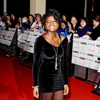 Gamu Nhengu in MOBO Awards 2010