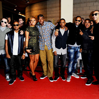 Roll Deep in MOBO Awards 2010