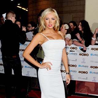 Aisleyne Horgan-Wallace in MOBO Awards 2010