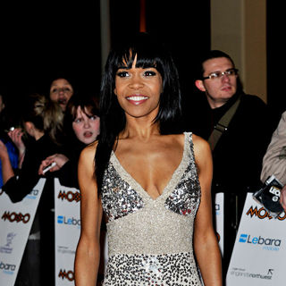 Michelle Williams (II) in MOBO Awards 2010