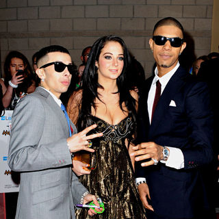 N-Dubz in MOBO Awards 2010